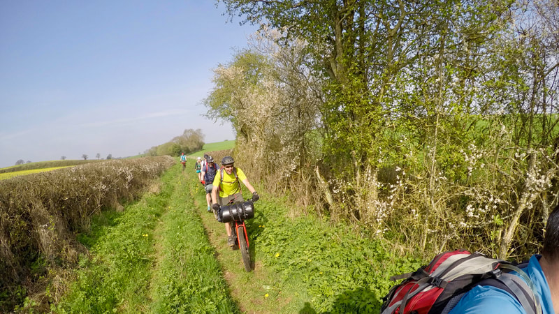 bikepacking weekends uk