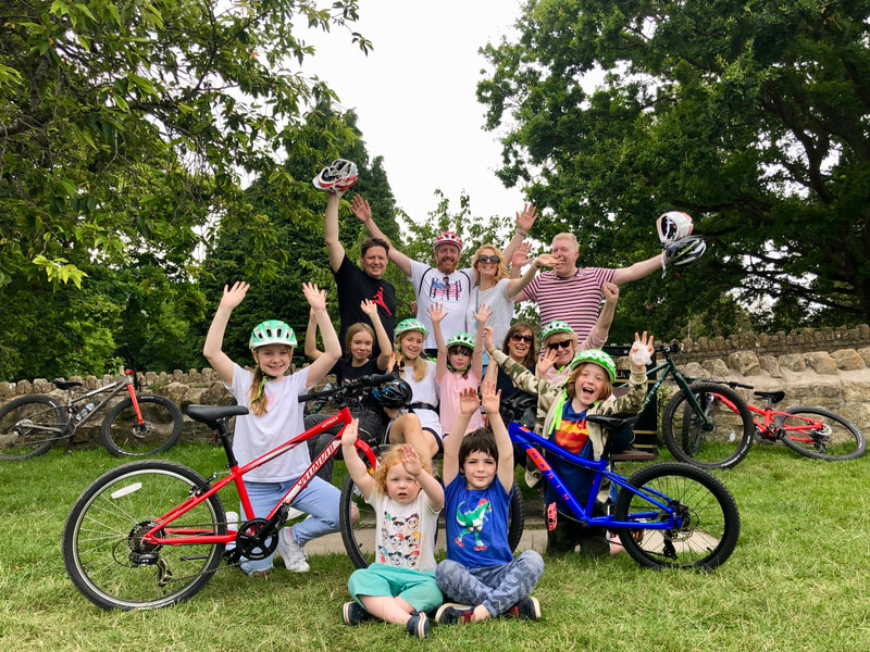 Bath Family Cycle Tours