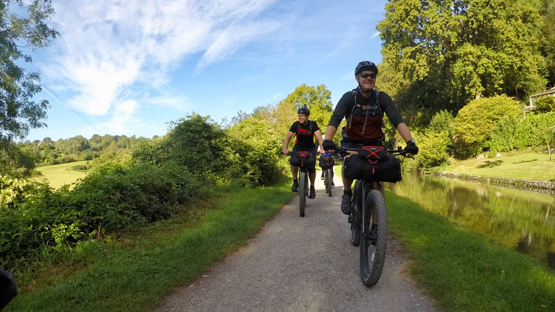 bikepacking courses