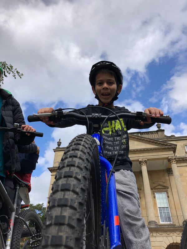 Bath Family Bike Tours